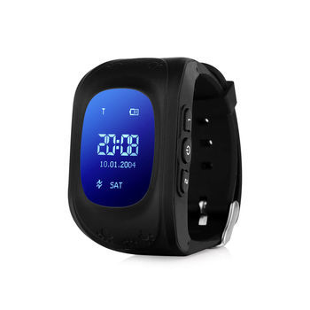 купить Smart-Watch Wonlex Q50,Black в Кишинёве