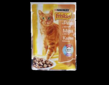 cumpără Friskies Adult (cu pui în sos), 100gr în Chișinău