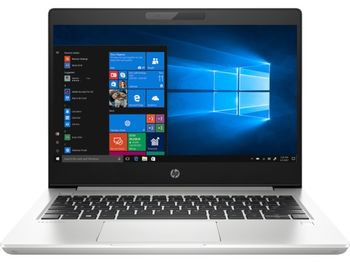 "HP ProBook 430 G6+Win10P Pike Silver Aluminum, 13.3"" FHD UWVA 250 nits (Intel Core i5-8265U, 4xCore, 1.6-3.9GHz, 8GB DDR4 RAM, 256GB PCIe NVMe SSD+1TB HDD, Intel UHD Graphics 620, CR, Wi-Fi/AC, BT5.0, LAN,3cell,720p HD,FPS,Backlit KB,RU,W10P,1.49kg)"