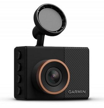 "Garmin DashCAM 45 Full HD vehicle recorder, 3.0"" Display, FHD@30fps, GPS, Micro SD up to 32GB, Incident Detection sensor automatically saves footage of collisions and incidents"