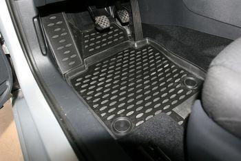 Volkswagen Jetta, 2011-> 4 шт. Коврики в салон
