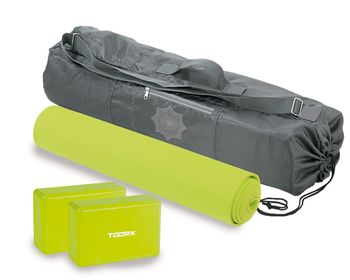 Сумка-чехол для йога-коврика с карманами 25х65 см Garlando TOORX AHF-163 (3480)