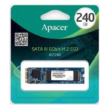"M.2 SATA SSD  240GB Apacer AST280 ""AP240GAST280"""