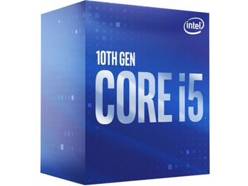 Intel® Core™ i5-10600, S1200, 3.3-4.8GHz (6C/12T), 12MB Cache, Intel® UHD Graphics 630, 14nm 65W, Box