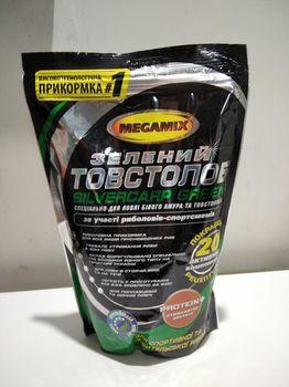 Прикормки MEGAMIX Зеленый Толстолоб 900г