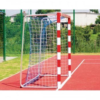 Сетка для футбольных ворот 3х2x0.8x1 м 2 mm 100100 (4881) Yakimasport