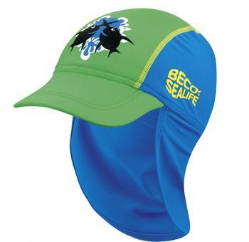 Детская кепка с защитой шеи от солнца р.2 Beco Sealife 5911 (1714)