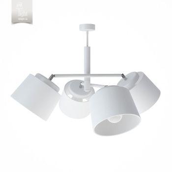 купить N&B Light Люстра Лефор 60699 белая в Кишинёве