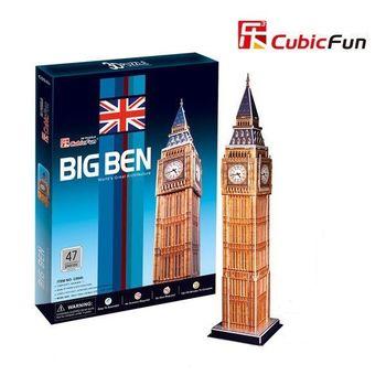 купить CubicFun пазл 3D Big Ben в Кишинёве