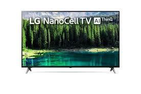 "49 ""LED телевизор LG 49SM8500PLA, Черный"