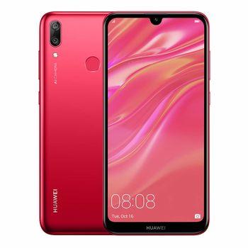 купить Huawei Y7 2019 3+32Gb ,Red в Кишинёве