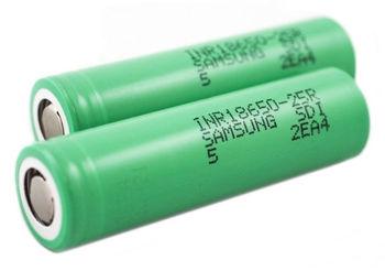 купить Аккумулятор Samsung 18650 20A INR18650-25R в Кишинёве