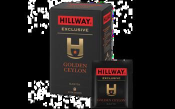 Черный чай Golden Ceylon 25х2гр