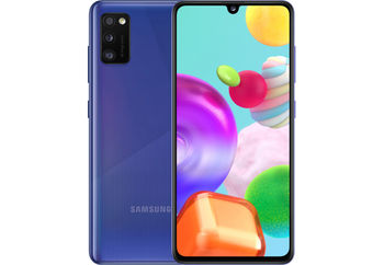 купить Samsung Galaxy A41 A415F/DS 4/64Gb, Blue в Кишинёве