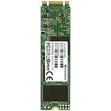 """.M.2 SATA SSD 120 ГБ Transcend """"TS120GMTS820S"""" [80 мм, R / W: 560/510 МБ / с, 50/75 000 операций ввода-вывода в секунду, SM2258, 3D TLC]"""