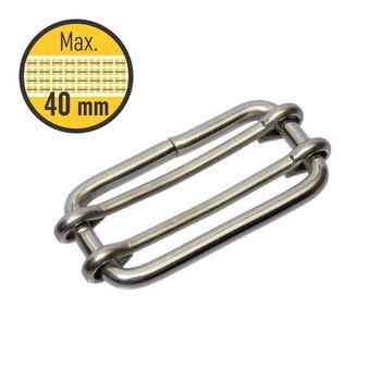 Коннектор для ленты 40 мм