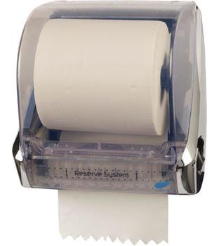 POD CHROME Диспенсер автоматический для рулонных бумажных полотенец