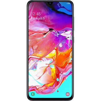 купить Samsung Galaxy A70 2019 6/128Gb Duos (SM-A705), Black в Кишинёве