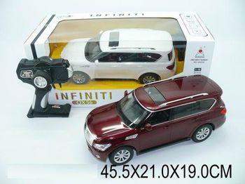 """Машина на дистанционном управлении """"Infiniti"""""""