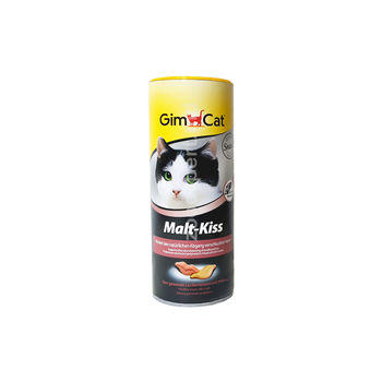Gimcat Malt Kiss витамины шерстевыводящие 20 шт.