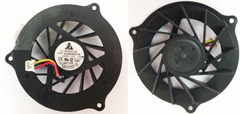 CPU Cooling Fan For HP Pavilion dv2000 Compaq V3000 (3 pins)