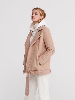 Куртка RESERVED Бежевый vz617-08x