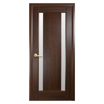 Новый Стиль Дверное полотно Босса каштан 200х60см