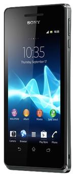 Sony Xperia V (LT25i) Black