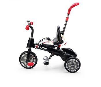 """Детский велосипед Rastar Mini Cooper 10"""", Black"""