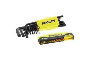 купить Набор шестигранных ключей Stanley 0-89-904 в Кишинёве