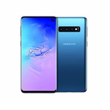 купить Samsung Galaxy S10 128GB Duos (G973FD),Prism Blue в Кишинёве