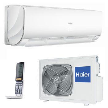 Кондиционер HAIER LIGHTERA DC INVERTER AS09NS5ERA-W / 1U09BS3ERA