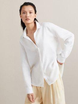 Блуза Massimo Dutti Белый 5162/512/251