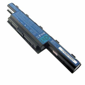 Battery Acer Aspire E1-531 5755 5742 E1-471 V3-471 V3-551 V3-571 V3-731 V3-7714752 4771 5250 5251  TM 4370 4740 4750 5335 5340 5344 5360 5542 Gateway NV55C NV49C NV59C PackardBell TK81 TK83 TK85 TE11 eMachines D442 D528 D728 11.1V 5200mAh Black