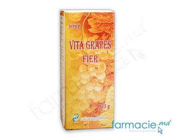 купить Вита виноград Fe сироп 125 мл (Eurofarmaco) в Кишинёве