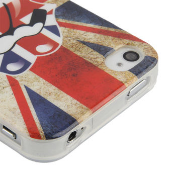 Чехол UK Rolling Stones для iPhone 4 / 4S