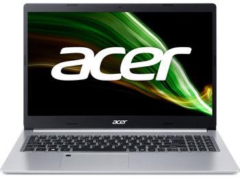 "купить ACER Aspire A515-45 Pure Silver (NX.A82EU.009) 15.6"" FHD IPS (AMD Ryzen 5 5500U 6xCore 2.1-4.0GHz, 8GB (2x4) DDR4 RAM, 256GB PCIe NVMe SSD+HDD Kit, AMD Radeon Graphics, WiFi6-AX/BT5, 3 ?ell, 720P Webcam, FPS, RUS, Backlit, No OS, 1.76 kg) в Кишинёве"