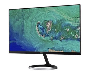 """27.0"""" ACER IPS LED ED276U ZeroFrame Black (4ms, 100M:1, 250cd, 2560x1440, 178°/178°, HDMI, DisplayPort,  Audio Line-out, VESA) [UM.HE6EE.001]"""