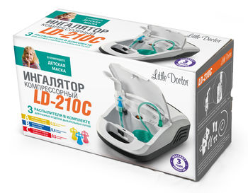 купить Ингалятор LITTLE DOCTOR LD-210C в Кишинёве