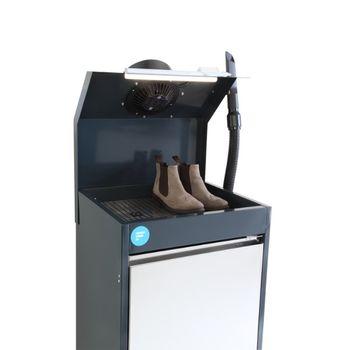 Рабочий стол для чистки обуви ScarpaVapor