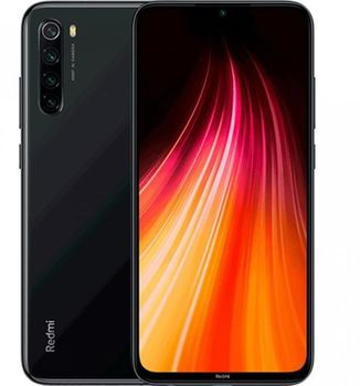 купить Xiaomi Redmi Note 8 4+64Gb Duos,Black в Кишинёве