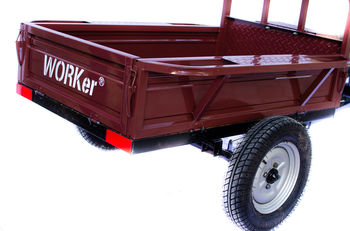 Прицеп для мотоблокa WORKer RK 500