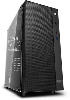 Deepcool MATREXX 55 MESH, USB3.0, Black