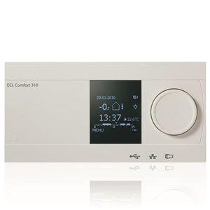 купить электронный цифровой регулятор температуры ECL COMFORT 310 /230 В в Кишинёве