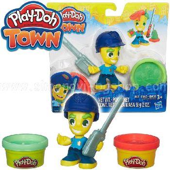 купить Play-Doh пластилин Town в Кишинёве