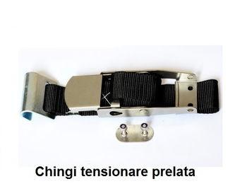 купить Стяжной ремень тента без пряжки (0,6m/45mm) в Кишинёве