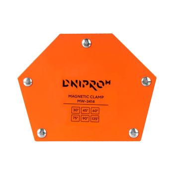 Магнитный угольник для сварки Dnipro-M MW-3414