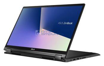 "купить NB ASUS 15.6"" Zenbook Flip UX563FD Grey (Core i5-10210U 8Gb 512Gb Win 10) в Кишинёве"