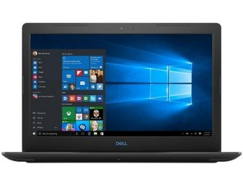 "cumpără DELL Inspiron Gaming 15 G3 Black (3579), 15.6"" IPS FullHD (Intel® Quad Core™ i7-8750H 2.20-4.10GHz (Coffee L), 8GB(1x8) DDR4 RAM,1.0TB+128GB SSD,GeForce® GTX1050Ti 4Gb DDR5, CardReader, WiFi-AC/BT5.0,4cell,HD720pWebcam, Backlit KB,RUS,Ubuntu,2.53kg) în Chișinău"