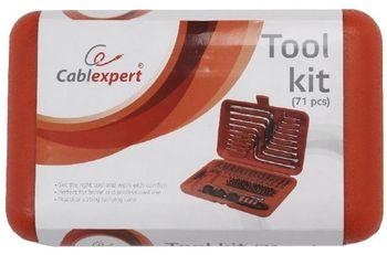 Gembird TK-PRO-02 Tool Kit  (71 pcs)